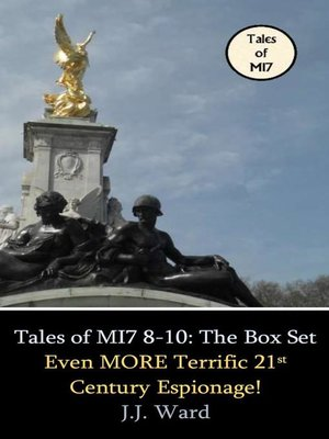 cover image of Tales of MI7 Volumes 8-10