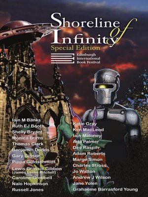 cover image of Shoreline of Infinity 8½ EIBF Edition