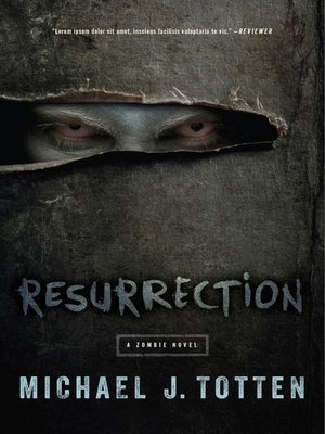 cover image of A Zombie Novel: Resurrection, #1