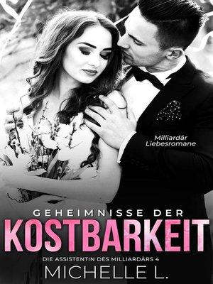 cover image of Geheimnisse der Kostbarkeit