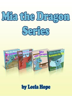 cover image of Mia the Dragon Series