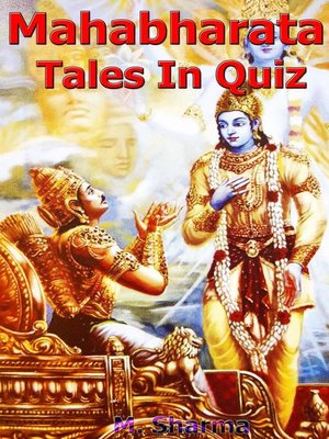 cover image of Mahabharata Tales In Quiz