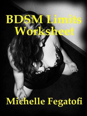 cover image of BDSM Limits Worksheet