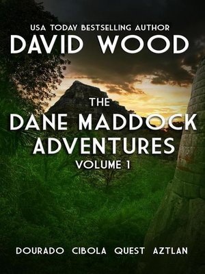 cover image of Dane Maddock Adventures Volume 1