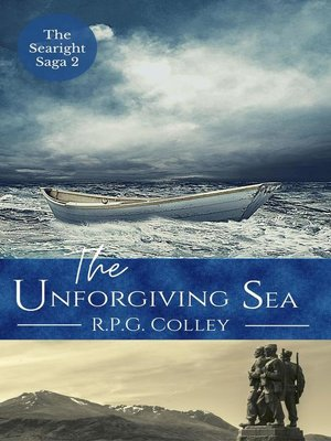 cover image of The Unforgiving Sea