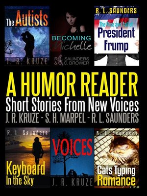 cover image of A Humor Reader