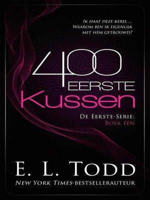 cover image of 400 Eerste kussen