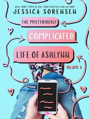 cover image of The Mysteriously Complicated Life of Ashlynn