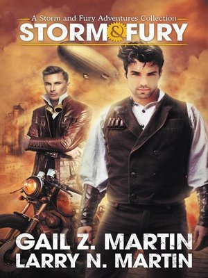 cover image of Storm & Fury