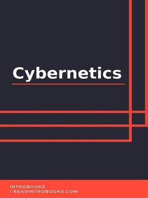 cover image of Cybernetics