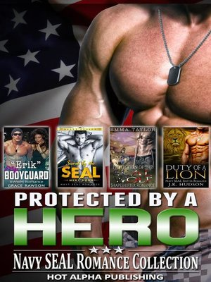 """cover image of Protected by a """"HERO"""""""