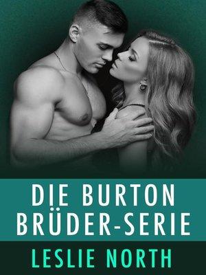 cover image of Die Burton Brüder-Serie