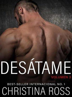 cover image of DESÁTAME, Volume 3