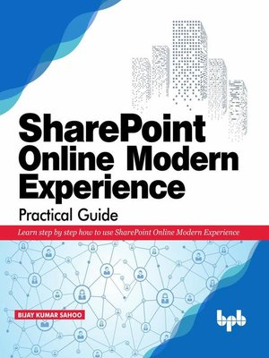 cover image of SharePoint Online Modern Experience Practical Guide