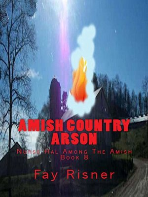 cover image of Amish Country Arson