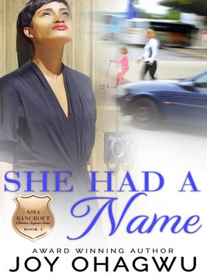cover image of She Had a Name