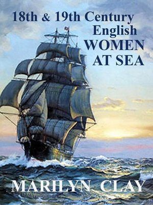 cover image of 18th and 19th Century English Women At Sea