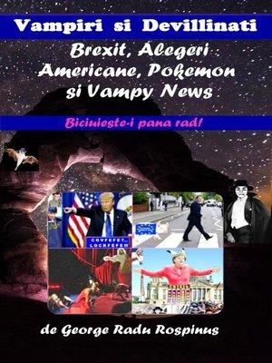 cover image of Vampiri si Devillinati
