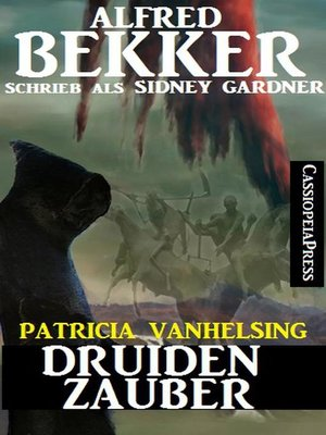cover image of Druidenzauber (Patricia Vanhelsing)