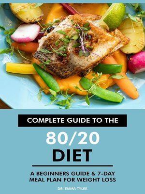 cover image of Complete Guide to the 80/20 Diet