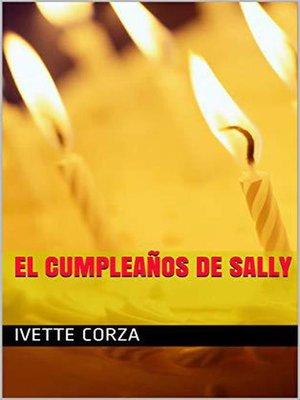 cover image of El Cumpleaños de Sally