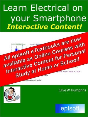 cover image of Learn Electrical on your Smartphone