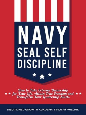 cover image of Navy Seal Self Discipline
