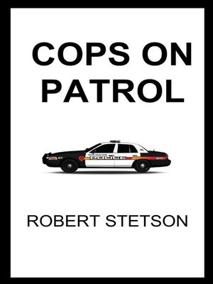cover image of Cops on Patrol