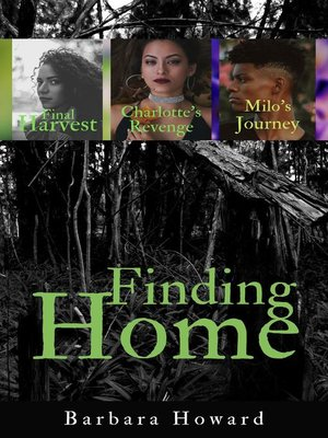 cover image of Finding Home Mystery Series