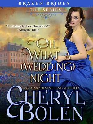 cover image of Oh What a (Wedding) Night