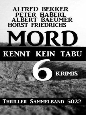 cover image of 6 Krimis