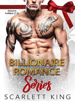 cover image of Billionaire Romance Series