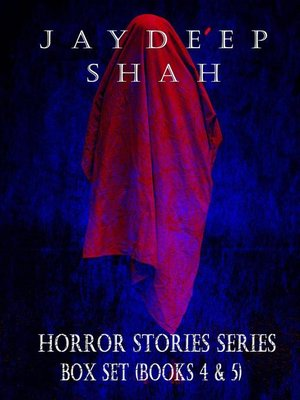 cover image of Horror Stories Series [Box Set--Books 4 & 5]