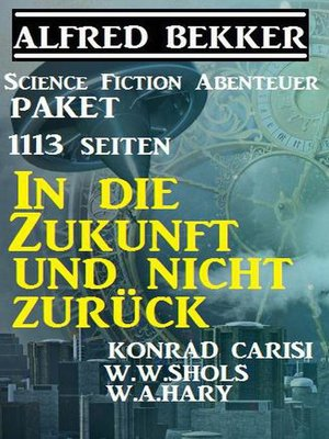 cover image of 1113 Seiten Science Fiction Abenteuer Paket