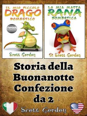 cover image of Storia della Buonanotte Confezione da 2
