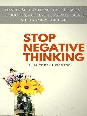 cover image of Stop Negative Thinking