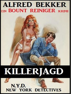 cover image of Bount Reiniger--Killerjagd