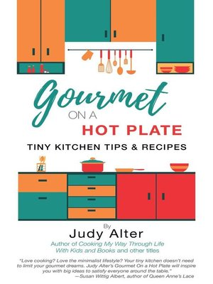 cover image of Gourmet on a Hot Plate