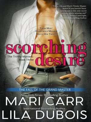 cover image of Scorching Desire