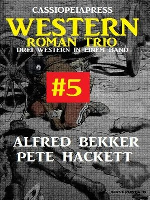 cover image of Cassiopeiapress Western Roman Trio #5