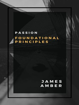 cover image of Passion