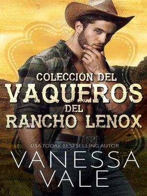 cover image of Colección del Vaqueros del Rancho Lenox