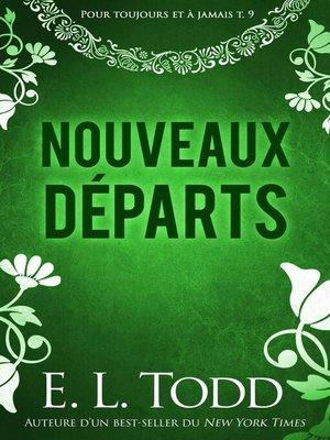 cover image of Nouveaux départs