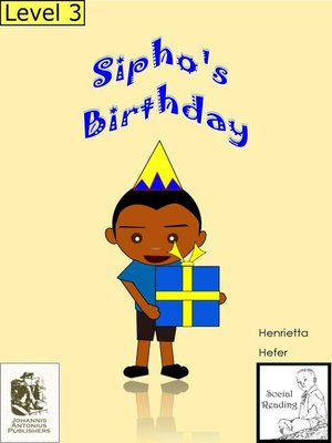 cover image of Sipho's Birthday