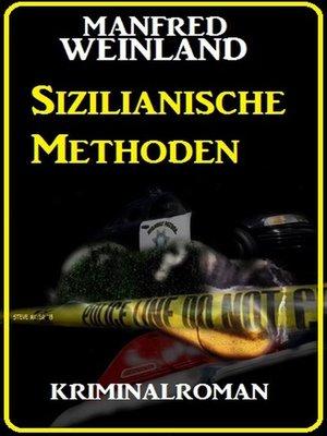 cover image of Sizilianische Methoden