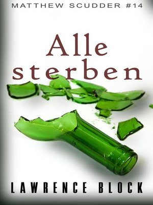 cover image of Alle sterben