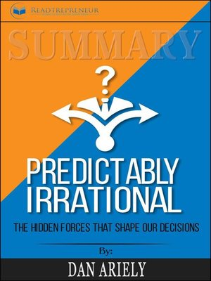 cover image of Summary of Predictably Irrational, Revised and Expanded Edition