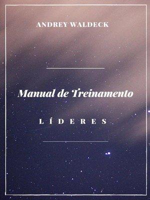 cover image of Manual de Treinamento Lideres