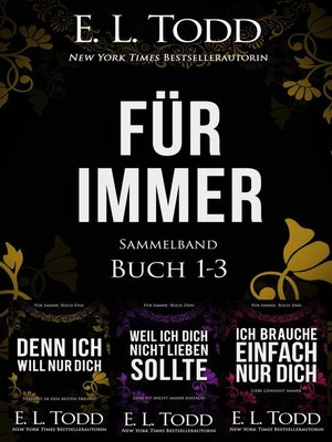 cover image of Für Immer Sammelband