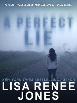 cover image of A Perfect Lie